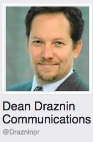 Dean Draznin Communications