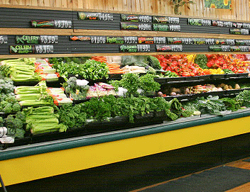 Everybody's produce section